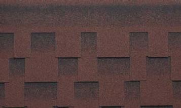 Битумная черепица Kerabit L+ Красно-черный в Чернигове